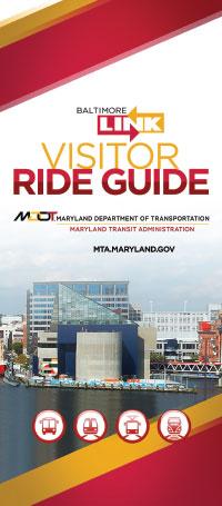 Visitor Ride Guide brochure