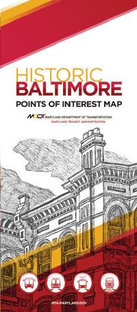 Historic Points of Interest brochure